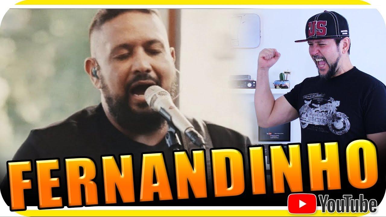 FERNANDINHO - VOZ FORTE E ÚNICA Música Gospel - Marcio Guerra