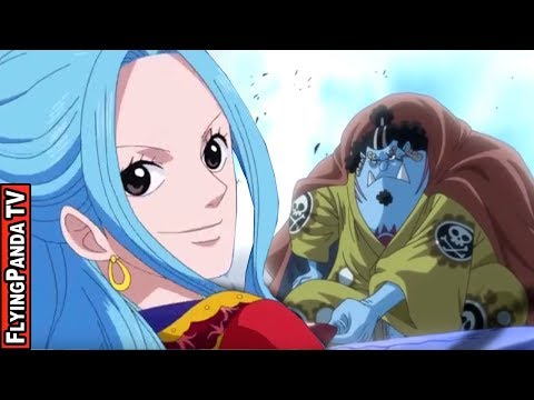 One Piece Oda Confirms It At Last Vivi Jinbe Are Strawhats