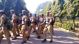 WEST BENGAL POLICE TRAINING BATCH NO 210/17-18