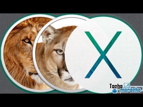 🆗 Crear USB Booteable Con Sistema Operativo OS X Desde  Sistema Operativo OS X Cualquier Versión ✅