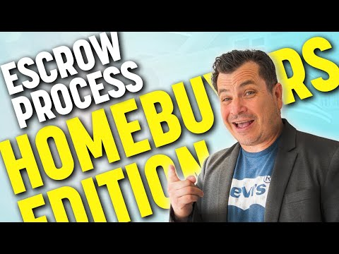How to Represent Homebuyers During Escrow