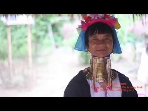 Chiang Mai Tour: Chiang Rai & Long Neck