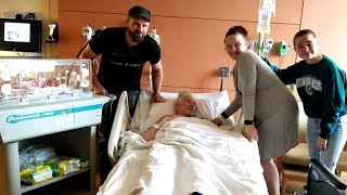 Mom Overjoyed as Newborn Meets Dying Great-Grandfather at New Jersey Hospital