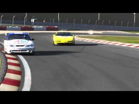 SRC XVI Race 6 Overtake