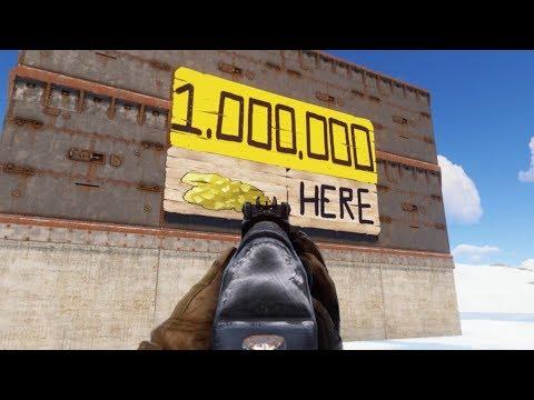 I HAD to RAID this '1 MILLION SULFUR' BUNKER