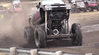 Mega Mud Truck Races - South Berlin, GA