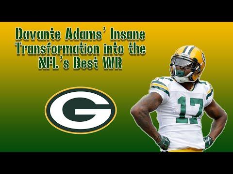 Davante Adams' Insane Transformation into the NFL's Best WR