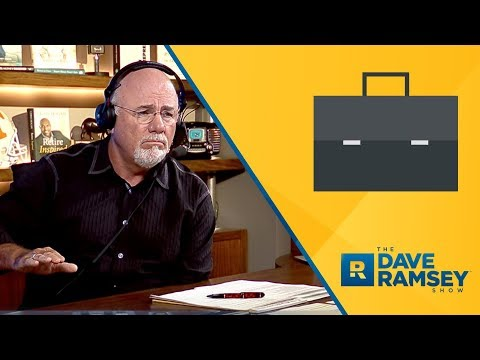 The Reason Dave Ramsey Never Considers Bankruptcy