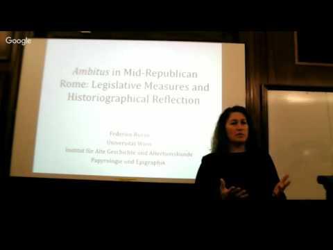 Roman Trials Event