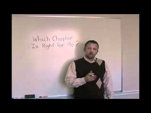 Ogden Bankruptcy Attorney Brian D. Johnson Lecture Series - Which Bankruptcy Chapter Do I File? Find all videos found within the series by visiting http://bdjexpresslaw.com/videos. Find subjects such as Chapter...