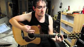 Jesse Gimbel - By Starlight (Smashing Pumpkins Cover)