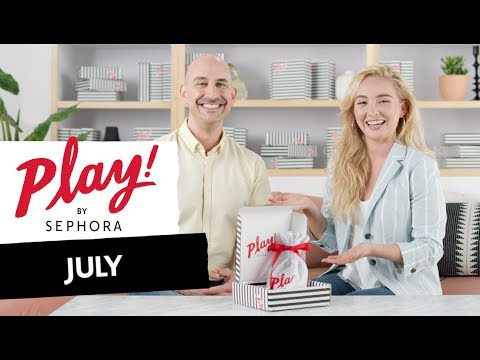 PLAY! by SEPHORA Boxing: July 2018 | Sephora