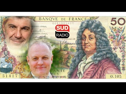 Le retour au franc: Asselineau vs Sapir - Sud Radio