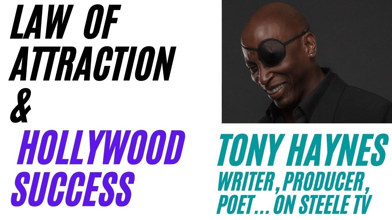Download HOLLYWOOD SUCCESS & THE LAW OF ATTRACTION - TONY HAYNES