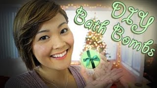 Diy Bath Bombs | Holiday Gift Ideas | Lazy Girls' Guide To Beauty