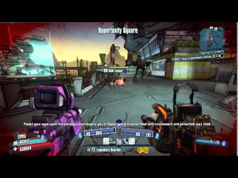 Borderlands 2: Top Gear for Salvador - The Lead Storm ... Borderlands 2 Is Uvhm Easy With Op8 Gear