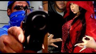 Rolling 60 Crip Talked Almost Shooting Nicki Minaj Blood Boyfriend Meek Mill Fight..DA PRODUCT DVD