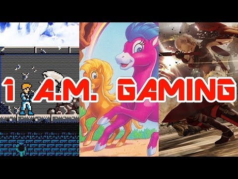 1 A.M. Gaming - Episode 32 - Any Way the Wind Blows