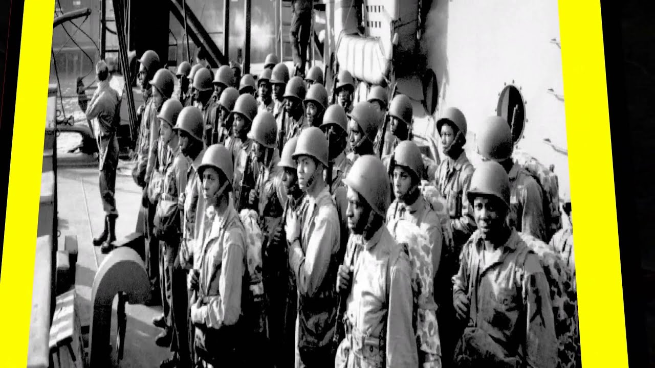 Montford Point Marines Of America HISTORY BANK .