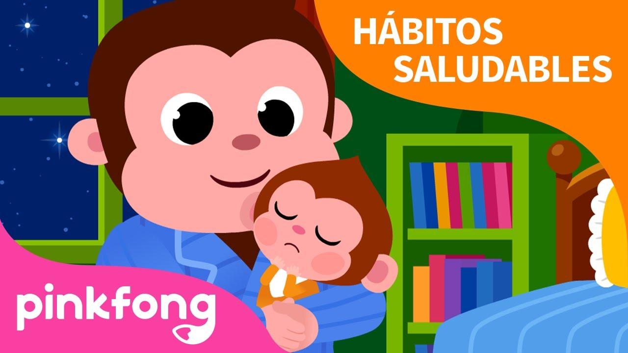 Hora de Dormir | Hábitos Saludables | Pinkfong Canciones Infantiles