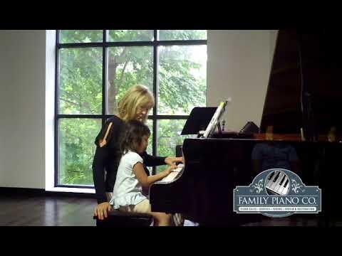 Vernon Hills Montessori Academy - Piano Recital