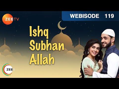Ishq Subhan Allah - Kabir Feels Insulted - Ep 119 - Webisode | Zee Tv | Hindi TV Show