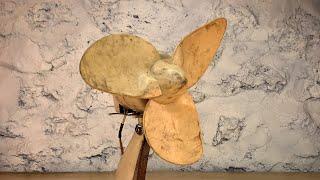 1950's Old Broken Fan Restoration