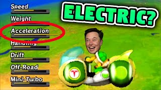 MAX Acceleration Vehicle iฑ Mario Kart Wii!