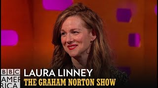 Laura Linney Is Happy To Throw Herself Out | The Graham Norton Show | BBC America
