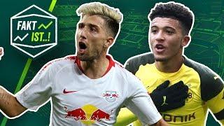 Fakt ist..! Zittersieg des BVB! RB Leipzig punktet weiter! Bundesliga Rückblick 29. Spieltag 18/19