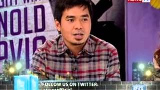 Tonight with Arnold Clavio: 'Dapat Tama' with Gloc-9 and Denise Barbacena