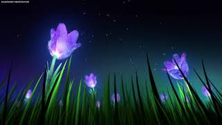 Relaxing Sleep Music with Soft Crickets & Nature Sounds • Piano Sleeping Music to Fall Asleep to screenshot 5