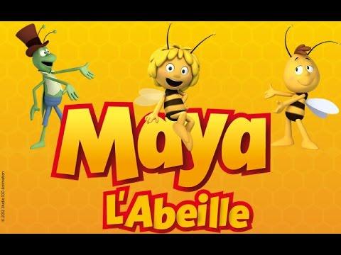 Dessin Animé Musique Maya L Abeille Youtube