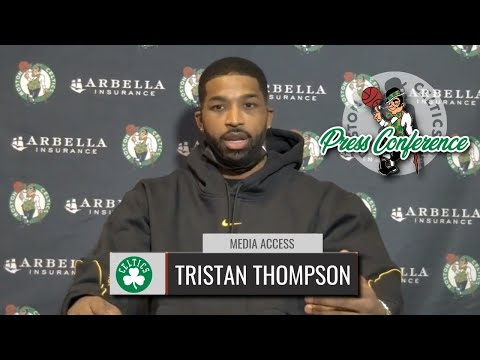 """Tristan Thompson: """"Had to Look Myself in the Mirror"""" Before Breakout Week"""