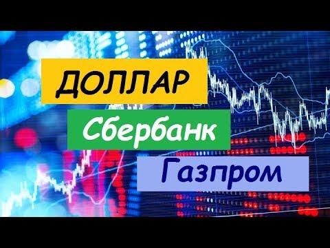 Курс доллара, Сбербанк, Газпром (краткий обзор от 25 января 2019г.)