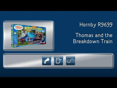 Opening Thomas and the Breakdown Train by Hornby