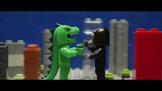 King Kong vs. Godzilla stop-motion