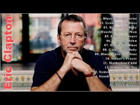 Eric Clapton - From the Cradle (Full Album)