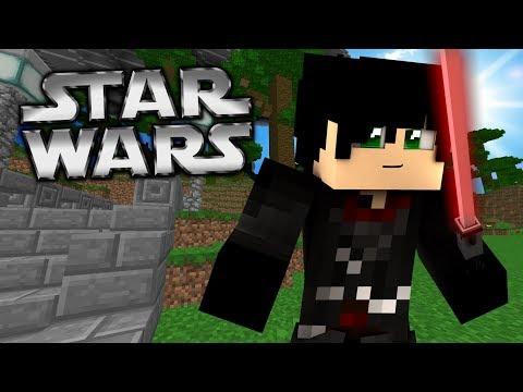 "Minecraft: Star Wars - ""SITH VS DUNGEONS"" EP 2 (Minecraft Roleplay RPG)"