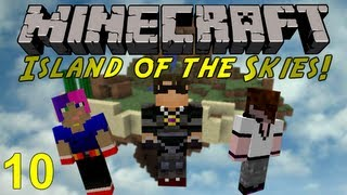 Minecraft: Island of the Skies 10 : Everything Falls Apart