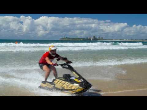 SBT Australia - King of Freeride | Sunshine Coast Jet Sports Club