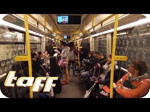 Die Gefährlichste U-Bahn Deutschlands – U8 In Berlin | Taff | ProSieben
