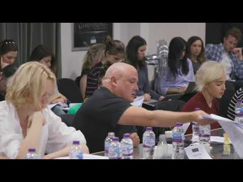 Varys (Conleth Hill) Throwing Script In Anger Reacting To Game Of Thrones Season 8 Character Death