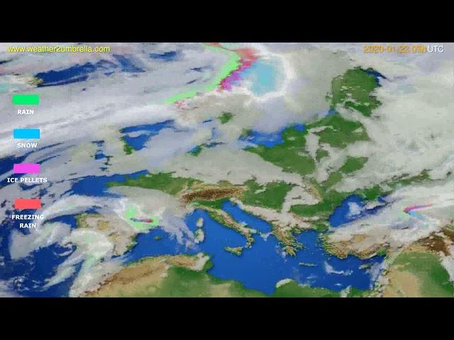 <span class='as_h2'><a href='https://webtv.eklogika.gr/precipitation-forecast-europe-modelrun-12h-utc-2020-01-22' target='_blank' title='Precipitation forecast Europe // modelrun: 12h UTC 2020-01-22'>Precipitation forecast Europe // modelrun: 12h UTC 2020-01-22</a></span>