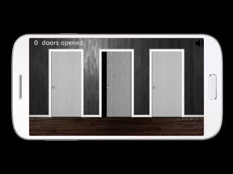Open Doors – Choose Your Doors Wisely!