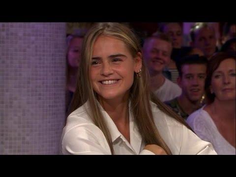 Filmrol voor Drank & drugs-actrice Lonsdale - RTL LATE NIGHT