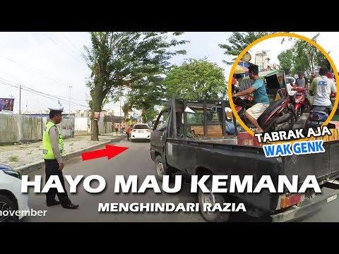 Tabrak aja Wak !! Ciyee Takut Razia   Tempat Main Bowling di Medan