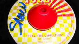 Gambar cover Don Taylor - Feel The Vibration