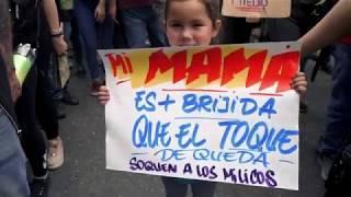 Chile ist aufgewacht !! Unsere Aufgabe ist es, die Wahrheit zu dokumentieren!