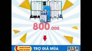 Trợ giá máy lọc nước Ohido mùa dịch covid_19, tháng 3 năm 2020